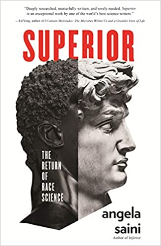cover image, Superior: The Return of Race Science