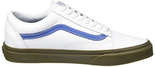 Bleacher Running de Skool Homme Blanc Chaussures Old Vans PxF0wzqSw
