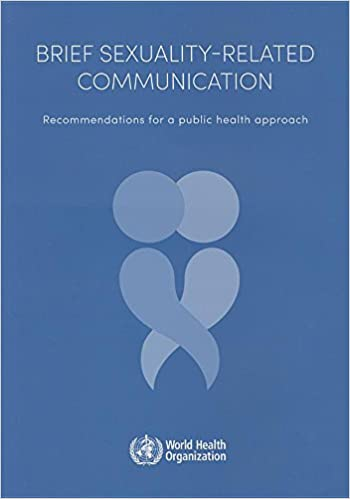 Brief Sexuality-Related Communication: Recommendation for a Public ...