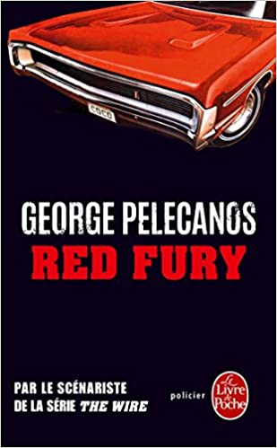 Red Fury de George Pelecanos