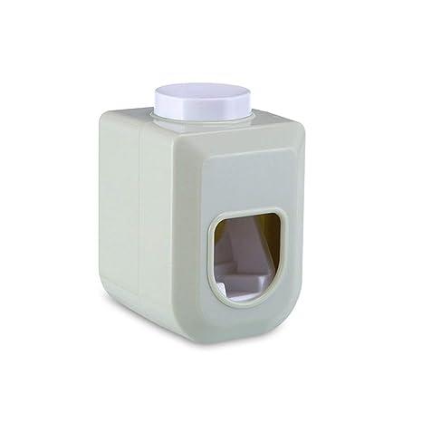 TAOHOU Dispensador automático de Pasta de Dientes Montaje en ...