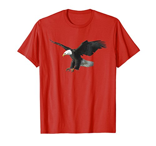 Majestic Flight Eagle T-Shirt - 7