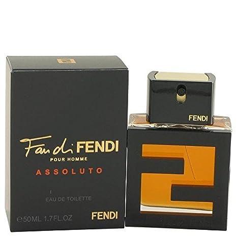 42f6df4f0a9d Buy Fan Di Fendi Assoluto by Fendi Eau De Toilette Spray 1.7 oz for Men  Online at Low Prices in India - Amazon.in