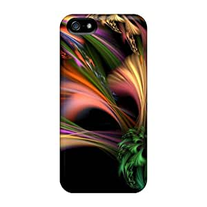 High Quality Abstract Colors Cases For Iphone 5/5s / Perfect Cases
