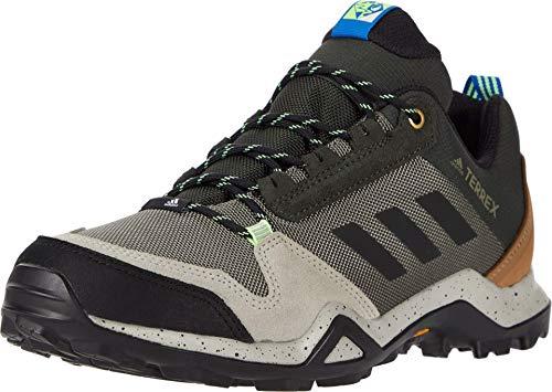 adidas Men's Terrex Ax3 Blue Hiking Boot 1