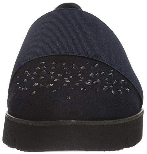 océan X Manufacture Bleu Pia Ballet 688 De Chenil Noir Noir Femmes Des Schmenger Et Chaussures Unique Plat wg8Y7qwr
