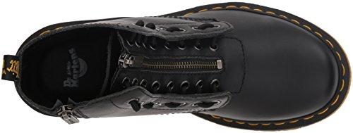 1460 Pascal Nappa Bottes Leather Dr Front Femme Zip Martens w44zE