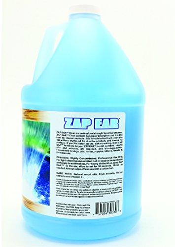 Kelco RTU Zap Ear Cleaner Gallon