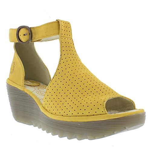 Bumblebee Shoes - FLY London Womens Yall Cupido Cut