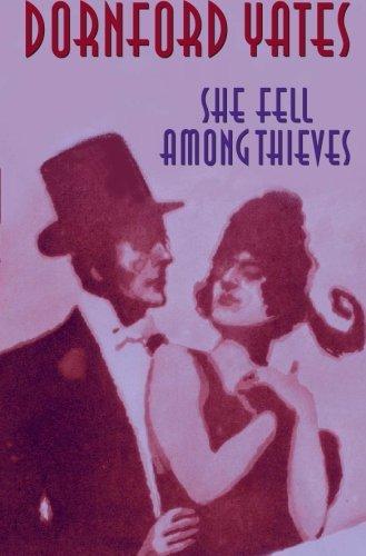She Fell Among Thieves (Richard Chandos) pdf