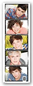 One Direction Solos Music Door Poster