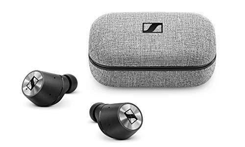 Sennheiser Momentum True Wireless Bluetooth Earbuds with Fingertip Touch Control