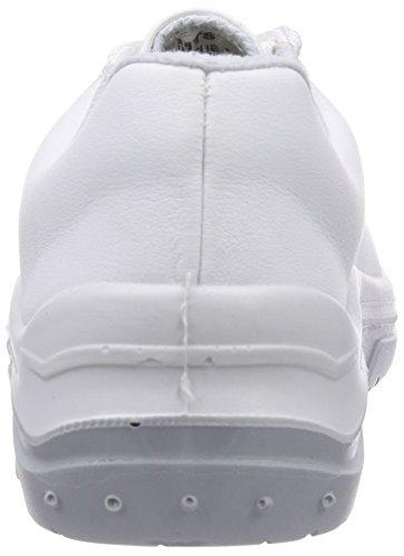 MTS Delphe Weiß 15208 S2 Erwachsene Unisex M Weiß Sicherheitsschuhe SSvqwrB