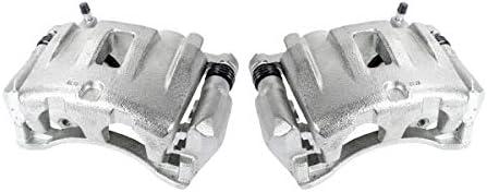 REAR Premium Grade OE Semi-Loaded Caliper Assembly Pair Set CKOE01029 2