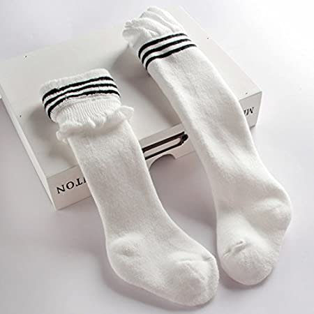 XIU*RONG Baby Infant Baby Socks Stockings In Autumn And Winter With Cotton Socks 6-12 Months (5 Pairs)