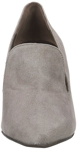 Heels Visón Women's Closed Zinda Toe 2655 Grey w71fS