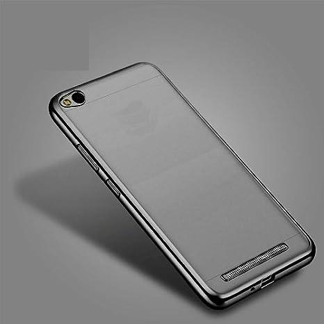 i-comercio Metalic Funda Xiaomi Redmi 4A Carcasa TPU Gel ...