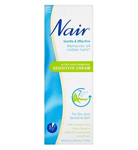 Nair Sensitive Hair Removal Cream 200ml Buy Online In Bahrain