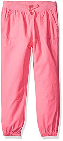 The Children's Place Toddler Girls' Her Li'l Skinny Pants, Neon Berry, 4T (Rockets Neon)