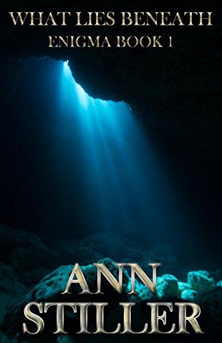 What Lies Beneath: Science Fiction Romance (Enigma Book 1)
