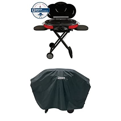 Coleman 9949-750 Road Trip Grill LXE and Coleman NXT(TM) RoadTrip® Grill Cover