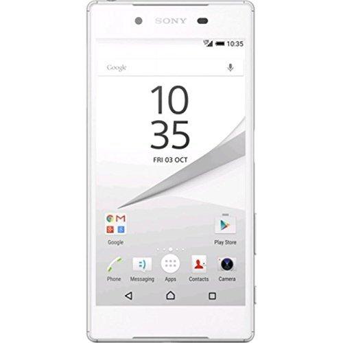 Sony Xperia Z5 E6683 Dual Sim Factory Unlocked International Model (white) no warranty