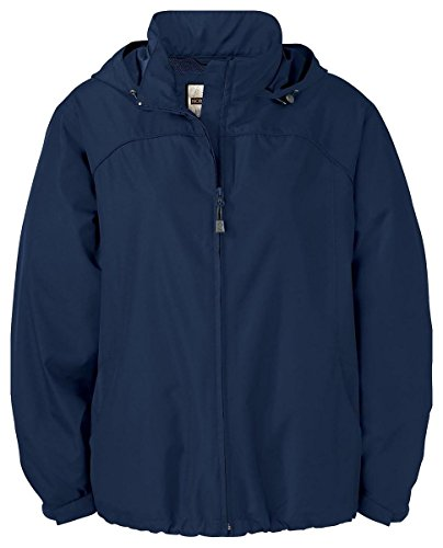 Ladies North End - North End Womens Techno Lite Jacket (78032) -MIDN NAVY 71 -M