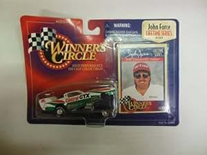 John Force Lifetime Series Castrol GTX Pontiac Number 1 of 8 1:64 Die Cast Replica by Winner's Circle