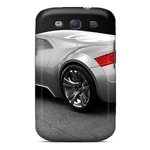New Fashionable Mialisabblake GlNjvVo7767vaTaS Cover Case Specially Made For Galaxy S3(audi R Zero Concept 2)