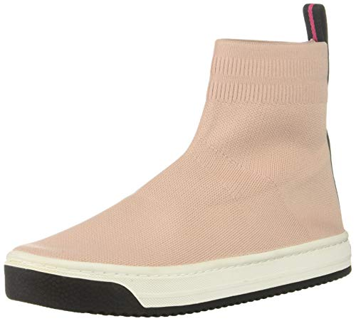 Marc Jacobs Women's Dart Sock Sneaker, Pale Pink, 41 M EU (11 US)