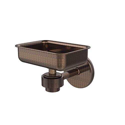 Allied Brass 7132-VB Satellite Orbit One Wall Mounted Soap Dish, Venetian Bronze