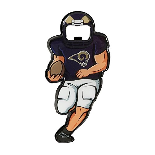 Los Angeles Rams Players - NFL Los Angeles Rams Player Bottle Opener Magnet