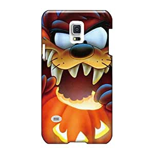 Shockproof Hard Cell-phone Case For Samsung Galaxy S5 Mini With Custom Lifelike Taz Mania Pictures JohnPrimeauMaurice