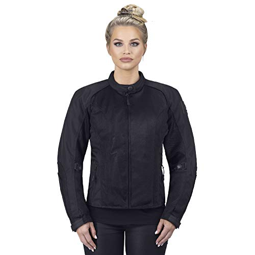 (Viking Cycle Warlock Women's Motorcycle Mesh Jacket (Medium))