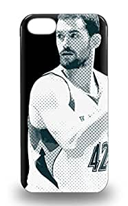 Fashionable Iphone 5/5s 3D PC Soft Case Cover For NBA Minnesota Timberwolves Kevin Love #42 Protective 3D PC Soft Case ( Custom Picture iPhone 6, iPhone 6 PLUS, iPhone 5, iPhone 5S, iPhone 5C, iPhone 4, iPhone 4S,Galaxy S6,Galaxy S5,Galaxy S4,Galaxy S3,Note 3,iPad Mini-Mini 2,iPad Air )