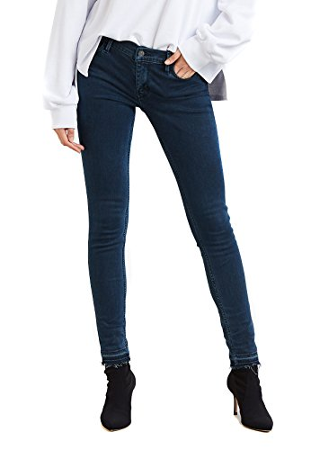Femme Bleu Levi's Bleu Levi's Jeans Jeans w1q1nRZpP
