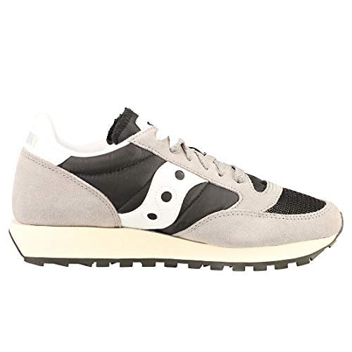 Chaussures Saucony Vintage Grey De Original Black White Cross Femme Jazz wttAPqxO