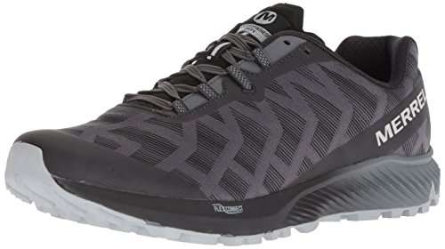 (Merrell Men's Agility Synthesis Flex Sneaker, Orca, 12 M US)