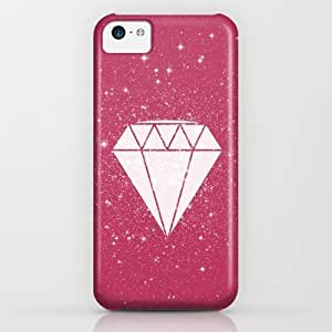Society6 - Space Diamond iPhone & iPod Case by Terry Irwin
