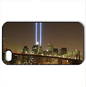 Cityscape in New YoCase For Ipod Touch 5 Cover (Bridges Series, Watercolor style, Black)