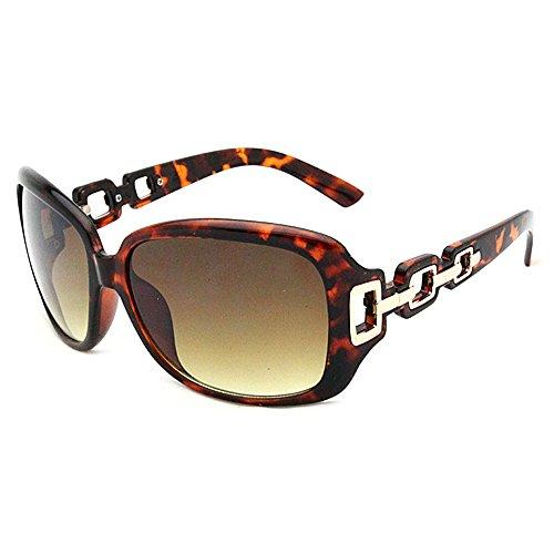 Women's Jones New York Sunset Orange Chain - Sunglasses Jones