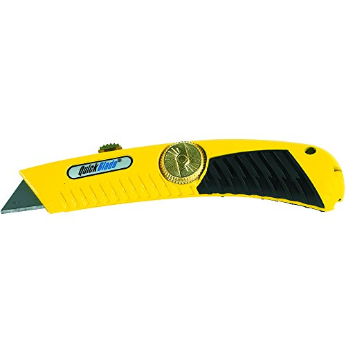 Quickblade Retractable Utility Knife - 5