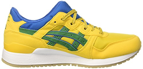 ASICS Gel-Lyte III Mens Running Trainers H6X1N Sneakers Shoes Tai Chi Yellow 0404 discount cost enjoy for sale SKQSEh0