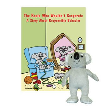 The Koala Who Wouldn't Cooperate Book & Plush