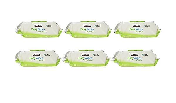 Kirkland Signature - Toallitas para bebé, ultra suaves, sin aroma: Amazon.es: Hogar