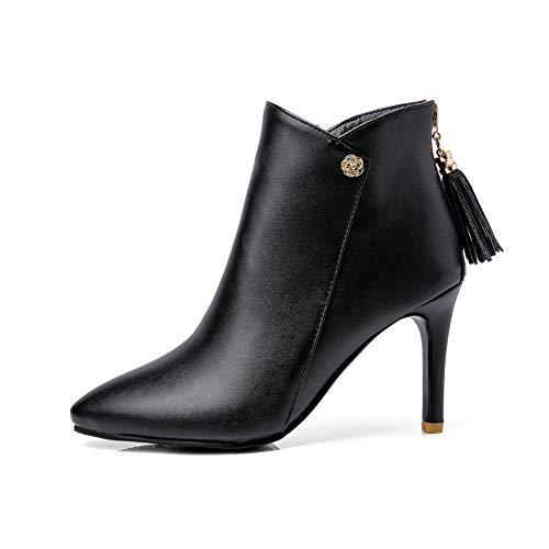 Femme Balamasa Noir Compensées Sandales Abl11099 tqzHWRrt