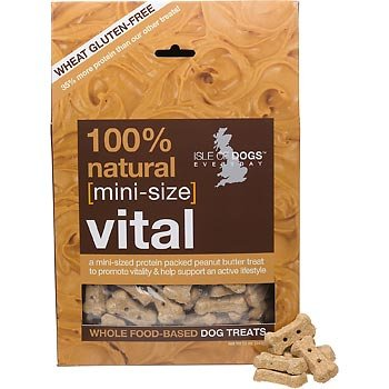 Isle of Dogs 12 oz Natural Vital Treat, Mini