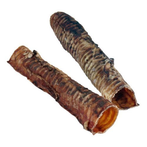 Beef Trachea Made in USA Size:6 Inch Packs:Pack of 50