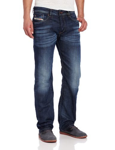 Diesel Men's Waykee Regular Straight-Leg Jean 0806U