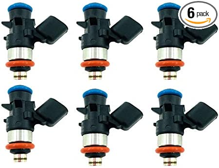 Set of 6 NEW OEM Bosch 2012-2017 Chrysler 200 300  3.6L Fuel Injectors injector